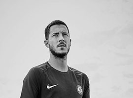 Eden Hazard for Nike